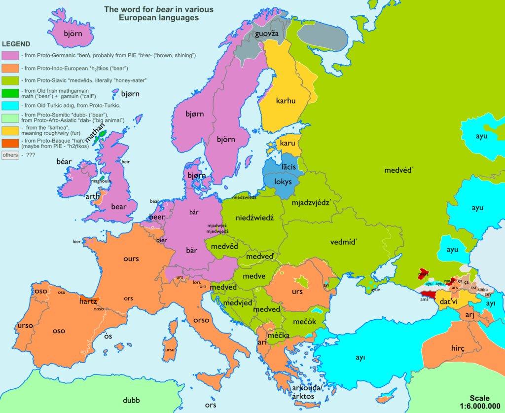 Europe Etymology map v1.3 - Imgur